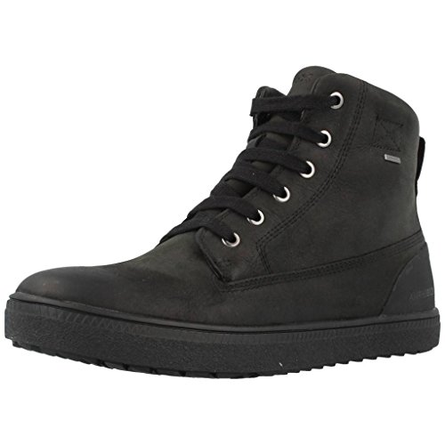 Geox Eu Abx Amaranth Femme Chaussure D B Lacet Montante 37 black Noir xxr5w4nz1