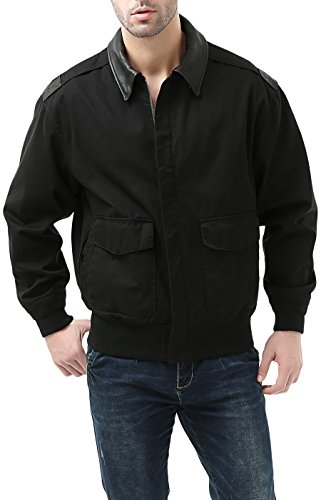 Cotton a2 Flight Jacket - 3