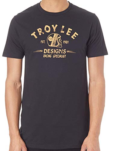 Troy Lee Designs Men's Racing Specialist T-Shirt (Medium, ()