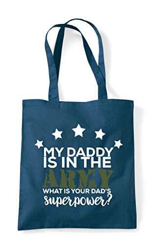 Bag Army Tote Is Daddy In Petrol My The Shopper xqwHzYOI