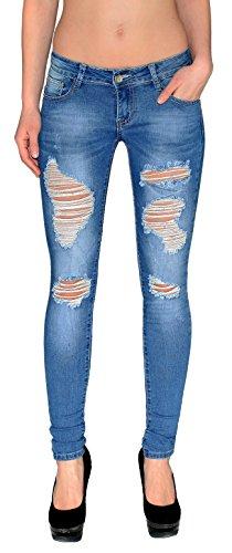 femme jean Jeans S600 jean Z95 pantalon slim femmes jeans bleu dchirs femme skinny femme Jean en BqxdF00w