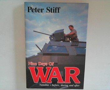 Nine Days of War, by Peter Stiff