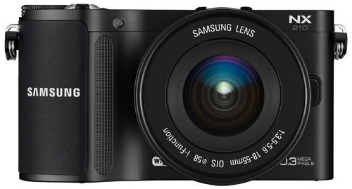 Samsung NX210 Kit 20.3-megapixel Digital Camera