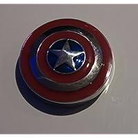 Mini Gizmos Captain America Metal Shield 64 Gb USB FLASH DRIVE 2.0 Memory Stick Data Storage