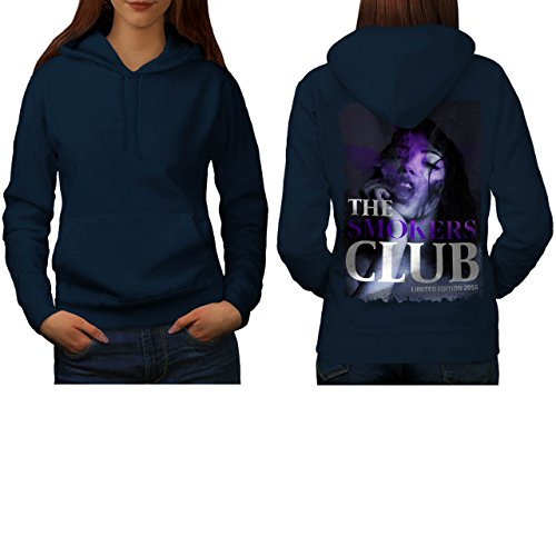 smokers club sweatshirt - 4