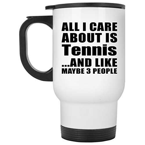 All I Care About Is Tennis And Like Maybe 3 People - Travel