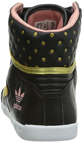adidas Centenia Hi W, Zapatillas de Gimnasia para Mujer negro