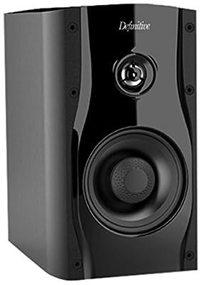 Definitive Technology SM45 Bookshelf Speaker - Black by Definitive Technology