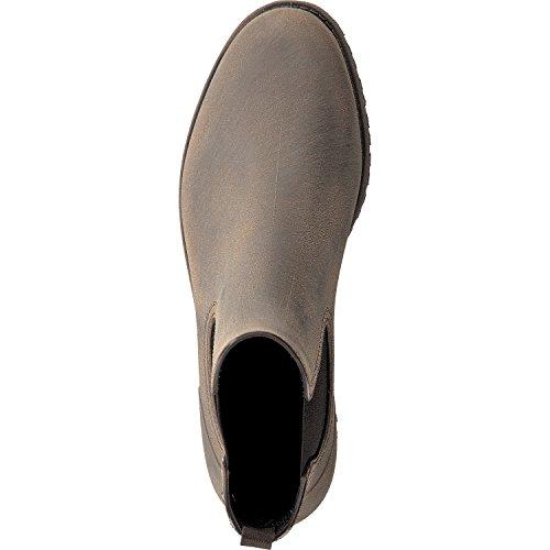 Gosch Khaki schlamm Stivali Donna Di Shoes Gomma RqUx80R