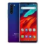 Blackview-A80-Pro-2020-Smartphone-4G-649-pollici-Android-90-4-GB-RAM-64-GB-ROM-128-GB-4680-mAh-Batteria-13-MP-8-MP-Doppia-fotocamera-Dual-SIM-Telefono-cellulare-Blu