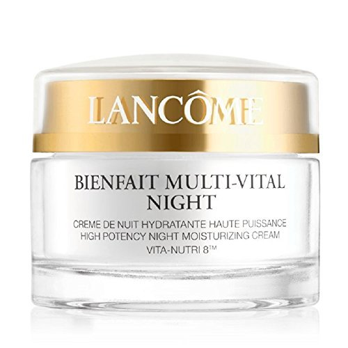 - Bienfait Multi-vital Night High Potency Night Moisturizing Cream 1.7oz by Lanc0me
