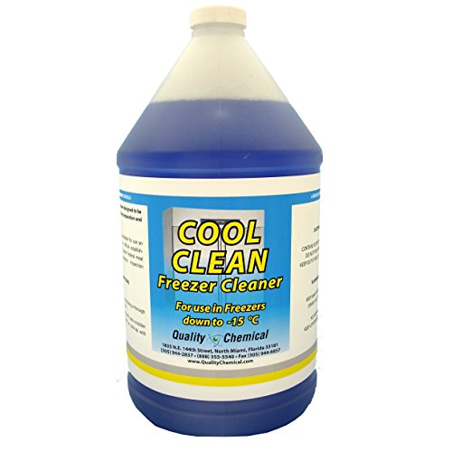 Cool Clean Heavy-Duty Freezer Cleaner - 1 gallon (Freezer Cleaner)