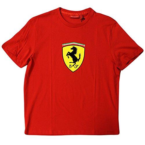 Scuderia Ferrari Formula 1 F1 Men's Red Classic T-Shirt - New Ferrari F1
