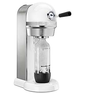 Amazon.com: KitchenAid KSS1121WH Sparkling Beverage Maker, White: Kitchen & Dining
