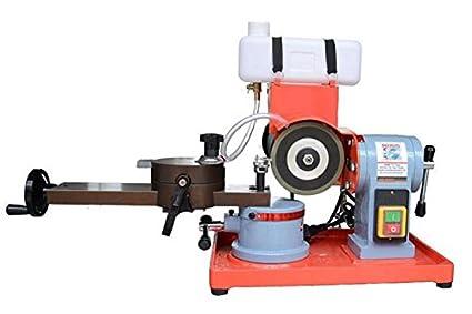 New Circular Round Carbide Saw Blade Sharpener Water Injection Grinding  Grinder Machine 110V
