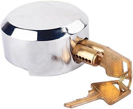 Heavy Duty 2 X Van Garage Shed Door Security Padlock Hasp Set Lock 73mm Steel UK