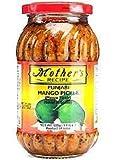 Mother's Recipe Punjabi Mango Pickle 500 Grams, 17.64 Oz