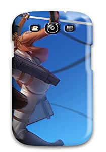 AJfGMEw13035eDIHJ FeliciaMarcellaGibbs Awesome Case Cover Compatible With Galaxy S3 - Attack On Titan