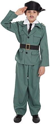 LLOPIS - Disfraz Infantil Guardia Civil t-m: Amazon.es: Juguetes y ...