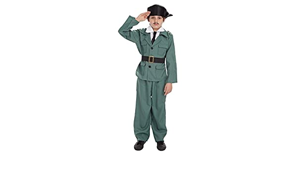 LLOPIS - Disfraz Infantil Guardia Civil t-m: Amazon.es ...