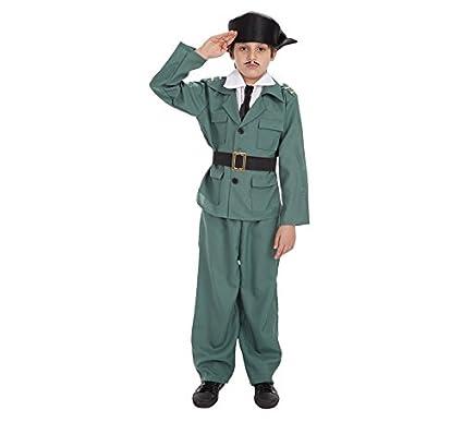 LLOPIS - Disfraz Infantil Guardia Civil t-m: Amazon.es ...