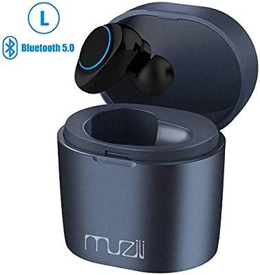 ¡CHOLLAZO! Auricular bluetooth inalámbrico Muzili