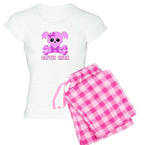 CafePress NCIS Abby Goth Womens Novelty Cotton Pajama Set, Comfortable PJ Sleepwear -