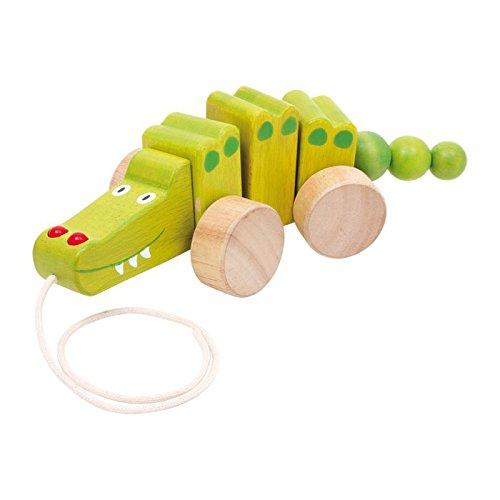 Small Foot Company 2604 - Zieh-Krokodil