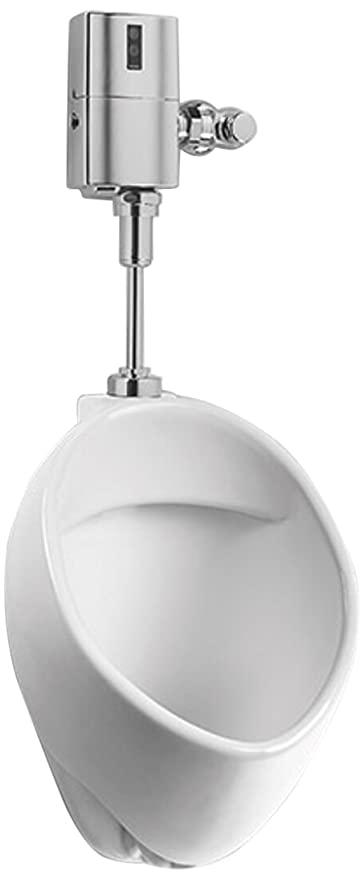 Toto UT105UG#01 Commercial Washout High-Efficiency Urinal, 1/8-GPF ...