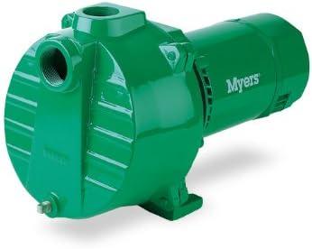 3//4 HP 115//230 V Myers QP7 Quick Prime Self-Priming Centrifugal Pump Single Phase