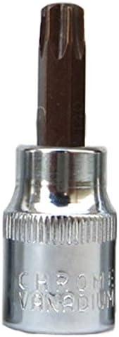 ビットソケット/トルクス/単品販売/T10/T15/T20/T25/T27/T30/T40/T45/T50/T55/ T60/トルクス/TORX/ソケットレンチ/差込角9.5mm(3/8インチドライブ)/送料無料 (T10)