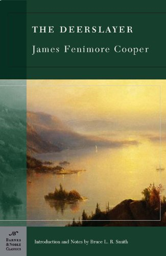 an essay on the deerslayer by james fenimore cooper James fenimore cooper homework help questions what was the relationship between chingachgook and uncas chingachgook and uncas, two of the major characters of the novel the last of the mohicans .