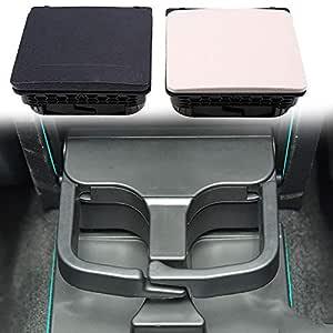 LanLan para Volkswagen Jetta MK5 MK6 Negro Consola Central ...