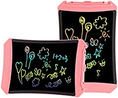 KOKODI Girl Boy Toys, Gifts for 3-6 Year Old Girls Boys, LCD Writing Tablet Doodle Board Drawing Board with Lock Function...