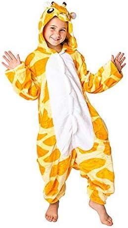 Jammies For Parties Animal Pajamas for Kids Unisex Cosplay Jumpsuit Sleepwear Costume