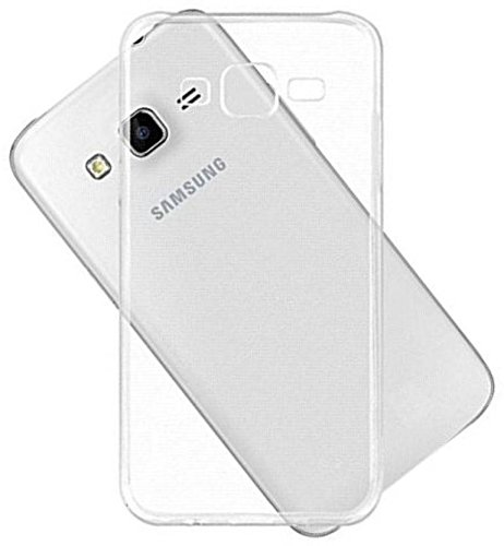 LOFAD CASE Transparent Back Cover for Samsung Galaxy J7 NXT