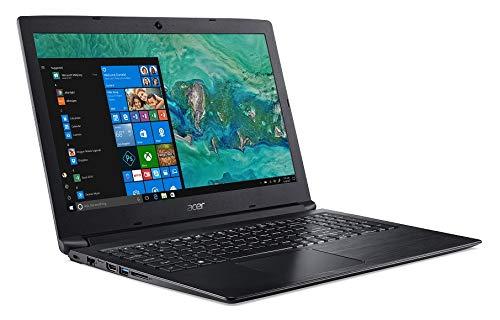 Acer Aspire 3 A315-53 15.6-inch Laptop (Intel Celeron Processor 3867U/4GB/500GB HDD/Windows 10 Home 64 bit/Intel HD 610 Graphics), Obsidian Black