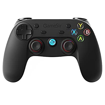 GameSir G3s Wireless Game Controller for Smart TVs/ TV box/Android Phone/Windows PC/PS3(no phone bracket)