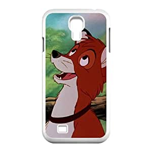 Fox and the Hound 2 Samsung Galaxy S4 9500 Cell Phone Case White R8W3WS