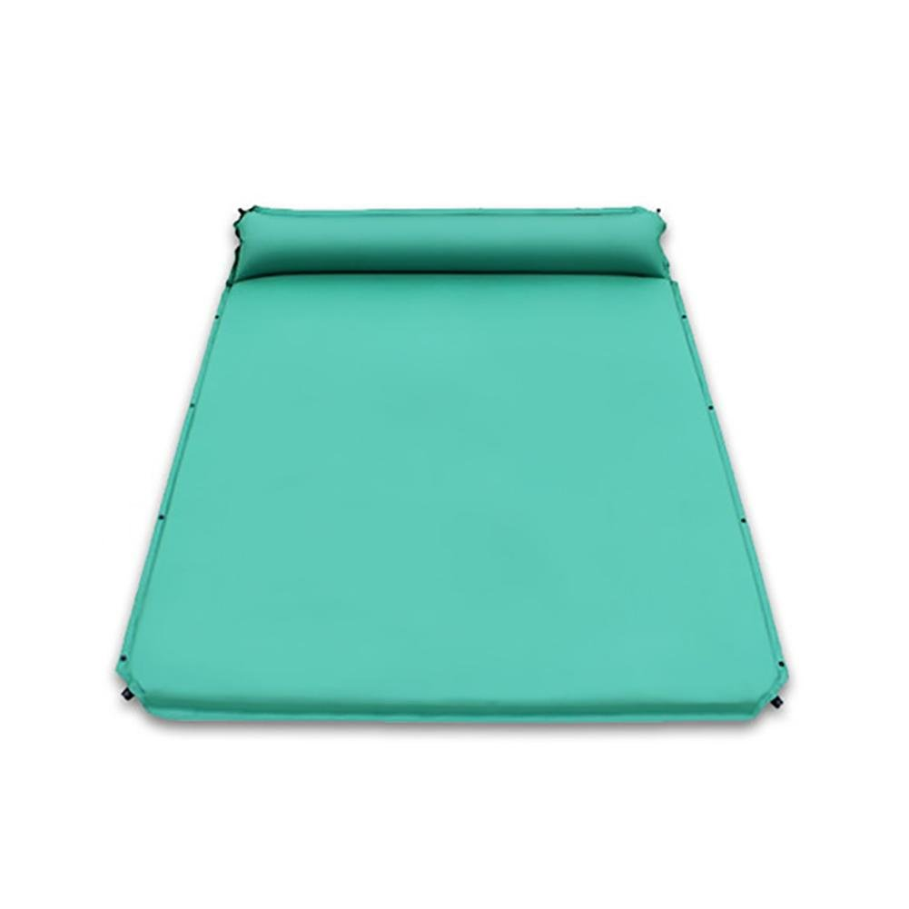 MIAO Automatische aufblasbare Auflage/Luftmatratzen, im Freien 2-3 Leute Weiters weiches Schlafenauflage