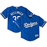 Outerstuff Cody Bellinger Los Angeles Dodgers Blue Toddler Cool Base Alternate Jersey