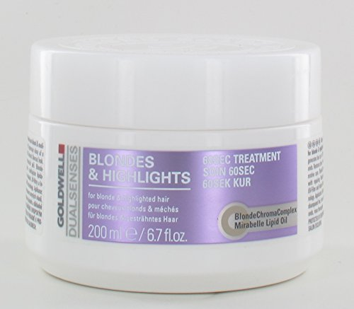 Goldwell Blondes & Highlights 60 Sec Treatment 6.7oz