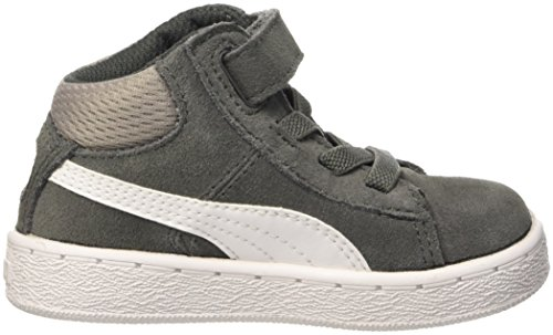 Puma 1948 Mid V Inf Sneaker - Gris (Dark Shadow/Bianco) - 22 EU (5 UK)