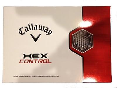 Callaway Hex Control Golf Balls - Box of 24