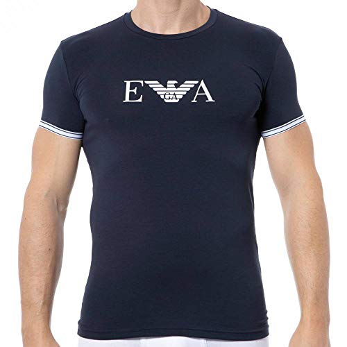 Emporio Armani Men's Athletics Short Sleeve Crewneck T-Shirt