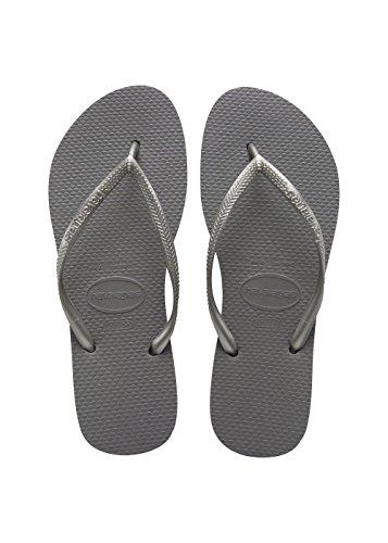 5178 Tongs Havaianas Gris Slim Femme Grey Steel OqqYTw