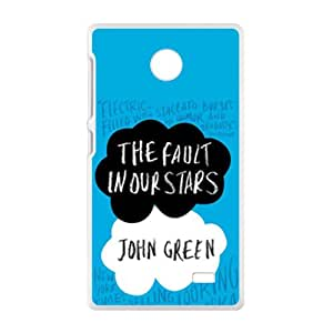 John Green New Style High Quality Comstom Protective case cover For Nokia Lumia X