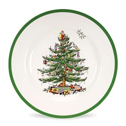 Spode Christmas Tree Dinner Plate (Spode Christmas Tree 12 Piece Dinner Set)