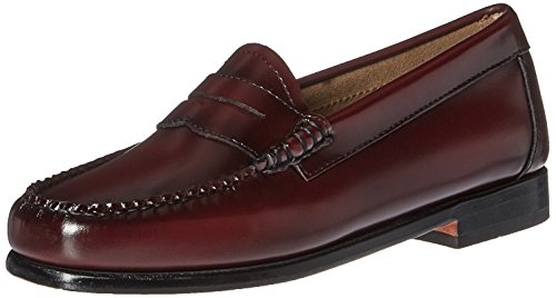 Cordovan Loafer Penny (G.H. Bass & Co. Women's Whitney Penny Loafer, Cordovan, 6.5 M US)