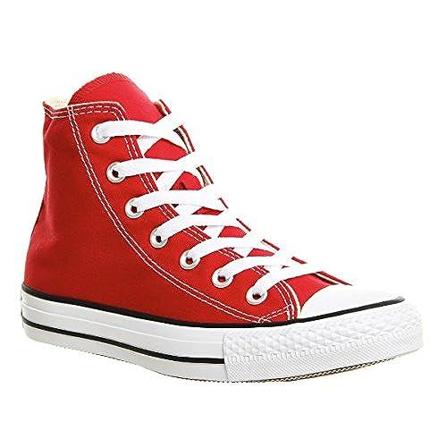 d0c136d87e1 durable modeling Converse Chuck Taylor Hi Top Red Shoes M9621 Mens 6 ...